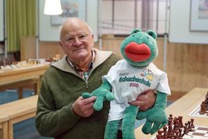 Ferdi mit Herbert
