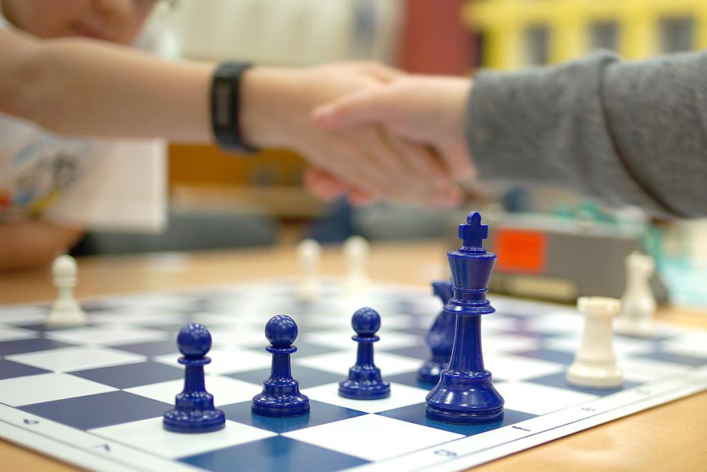 Schach an der FER