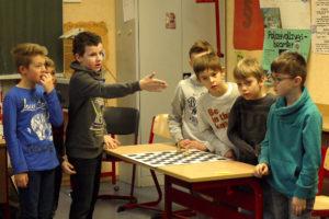 Schachklasse