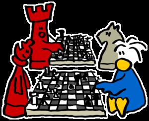 Chessy Tandemschach