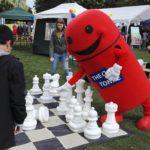 Schach beim Weltkindertag