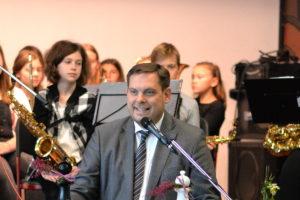 Oberbürgermeister Daniel Schranz
