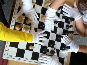 Schachklassen mit Hygienekonzept